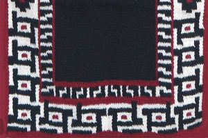 Yucca Flats Show Blanket 157a